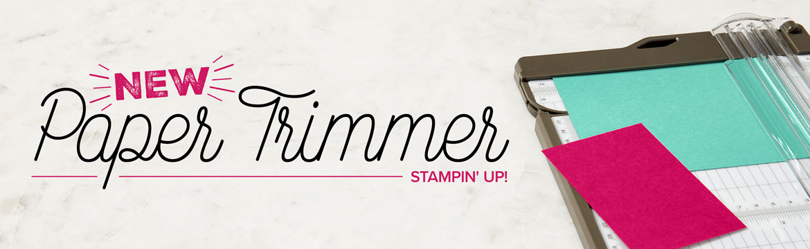 Stampin' Up! Trimmer